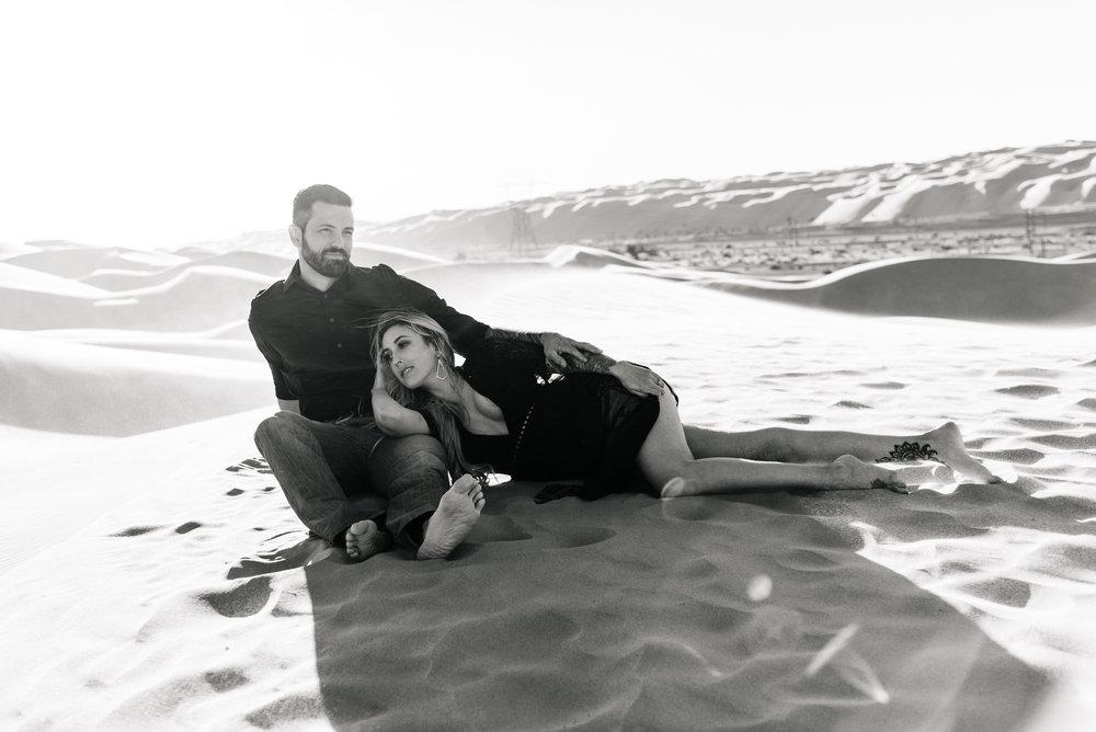SamErica Studios - Modern San Diego Engagement Photographer - Adventure Engagement Session in Glamis Sand Dunes California-37.jpg