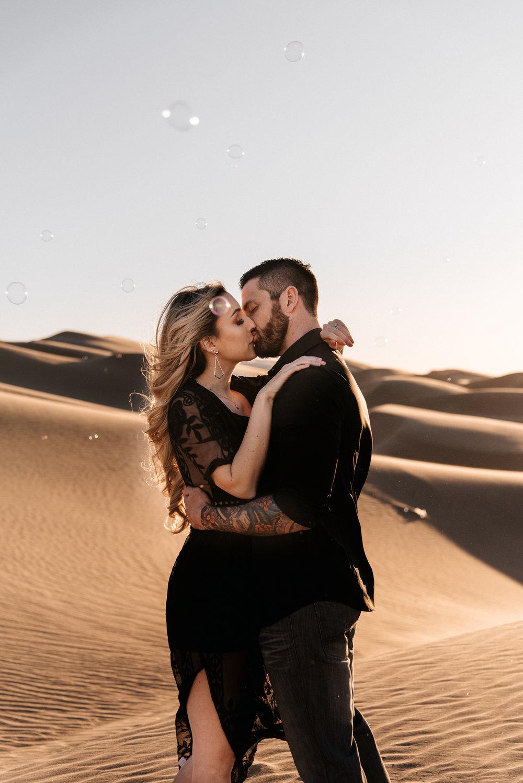 SamErica Studios - Modern San Diego Engagement Photographer - Adventure Engagement Session in Glamis Sand Dunes California-39.jpg