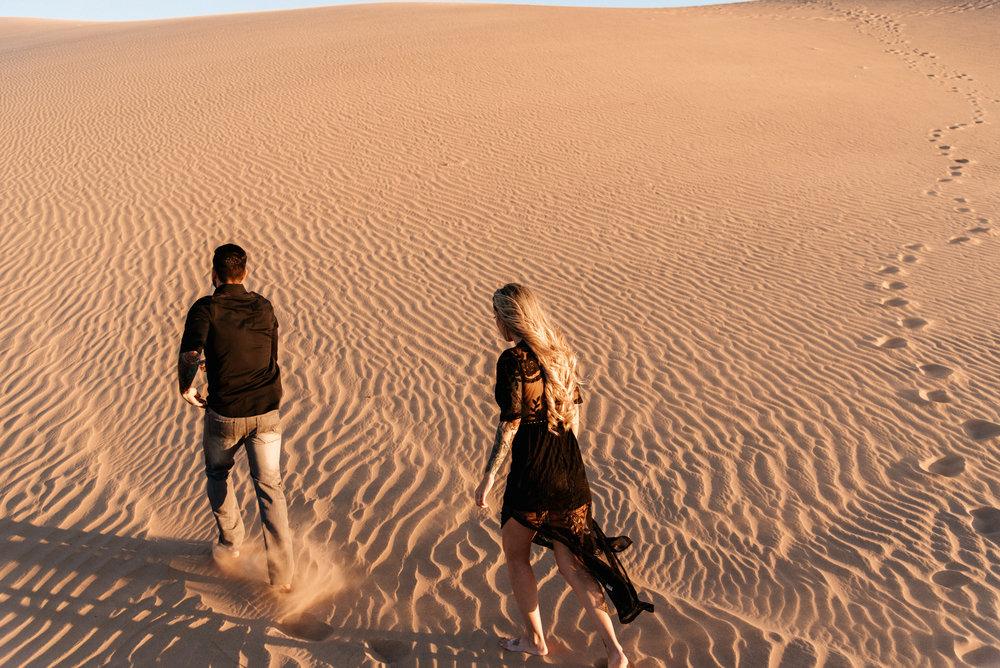 SamErica Studios - Modern San Diego Engagement Photographer - Adventure Engagement Session in Glamis Sand Dunes California-42.jpg