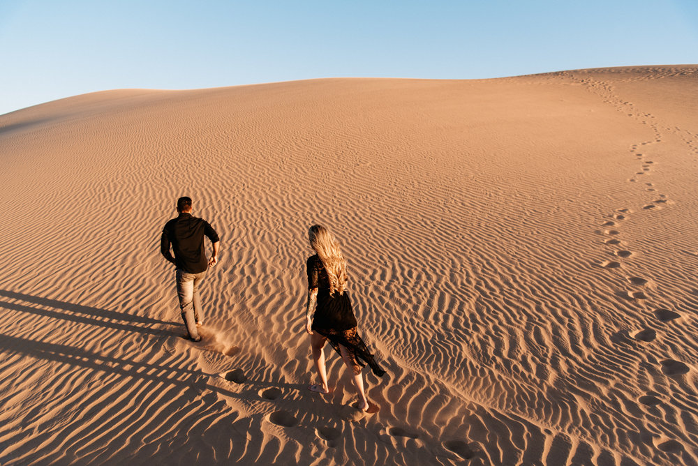 SamErica Studios - Modern San Diego Engagement Photographer - Adventure Engagement Session in Glamis Sand Dunes California-43.jpg