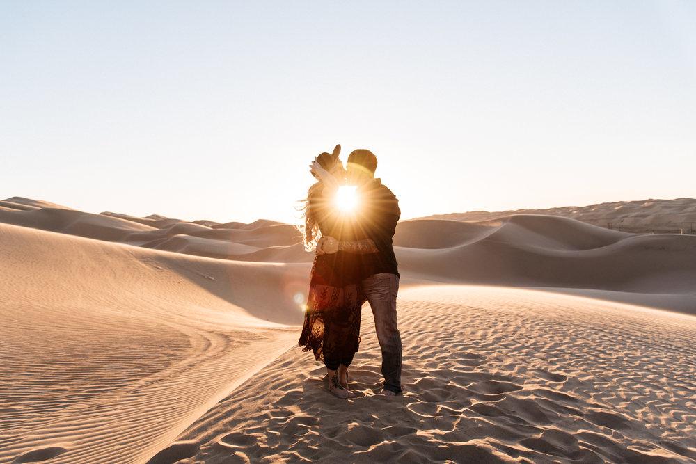 SamErica Studios - Modern San Diego Engagement Photographer - Adventure Engagement Session in Glamis Sand Dunes California-45.jpg