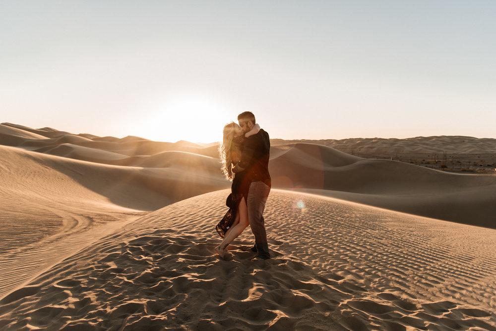 SamErica Studios - Modern San Diego Engagement Photographer - Adventure Engagement Session in Glamis Sand Dunes California-47.jpg