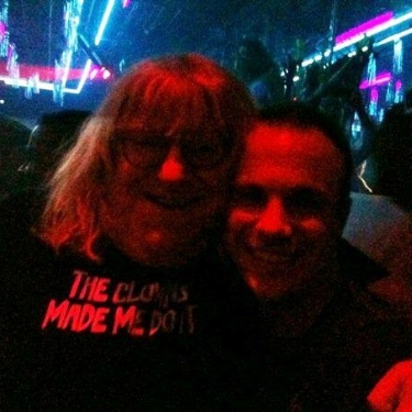 Bruce Vilanch & Cheese