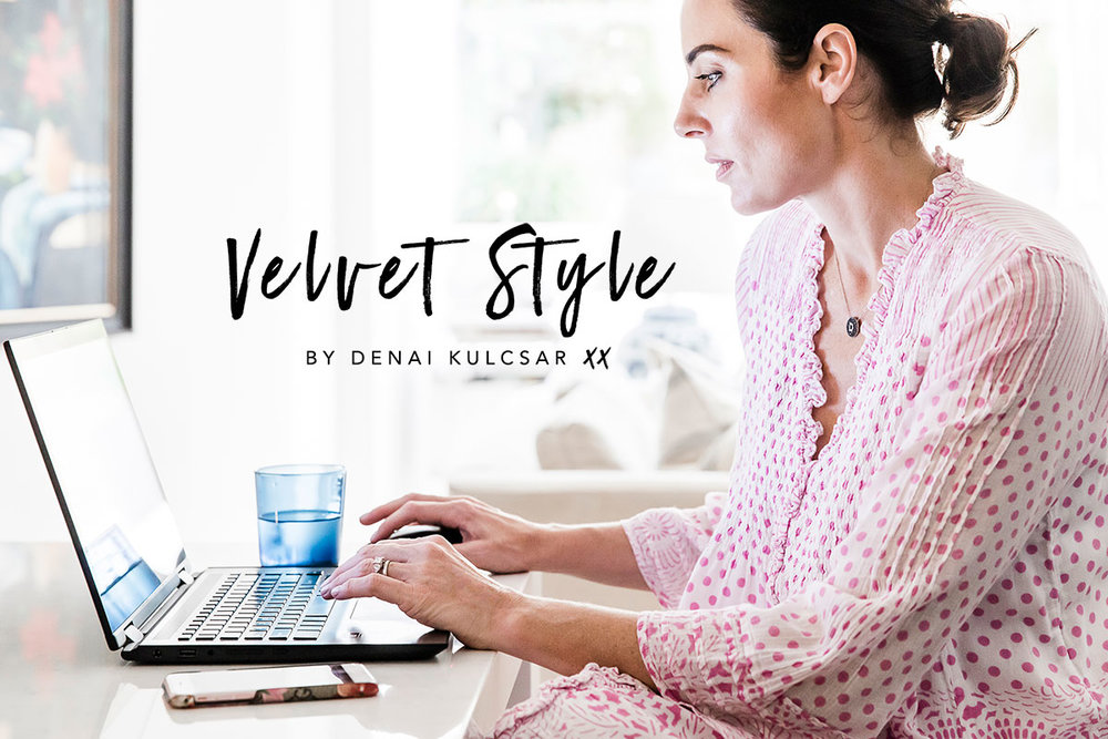 Behind the scenes - Velvetstyle is a blog where I share with you my unedited life. I hope you enjoy my stories, crazy family life and world of interiors.Denai xx