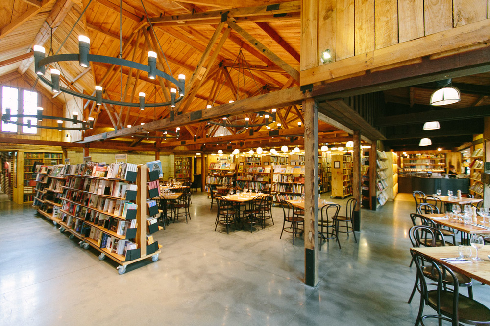 Berkelouw Book Barn at Bendooley Estate