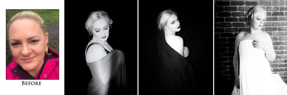 Hayley - Film Noir Boudoir