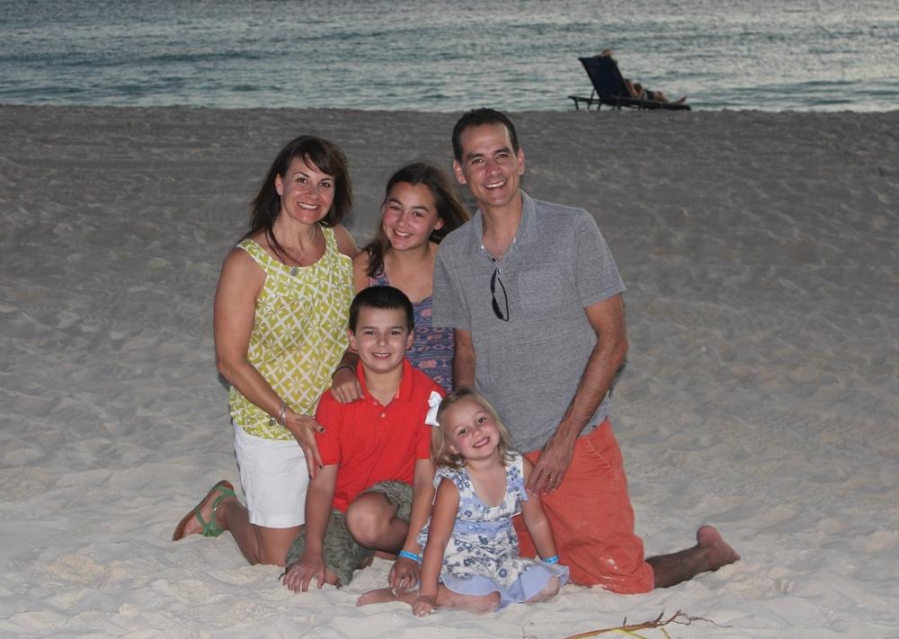 Erin Sonn, M.Ed., RYT & Family