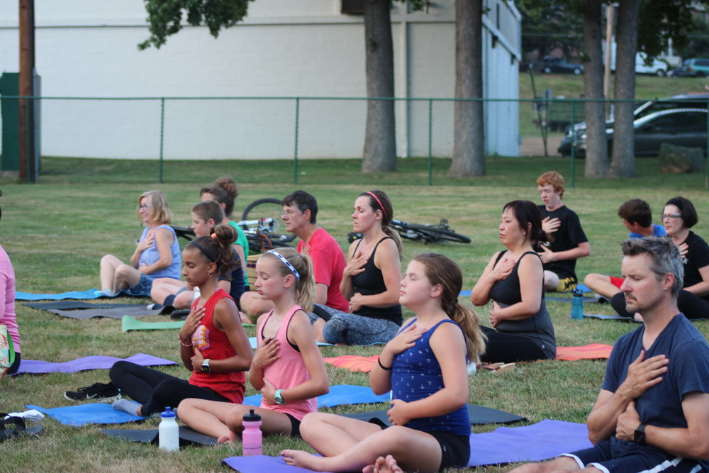 Yoga Fundraisers