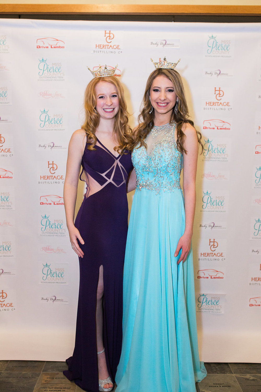 More Than A Crown & Gown Gala: Miss Pierce County 2015