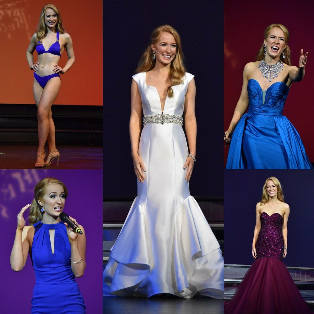 My last Miss Washington competition