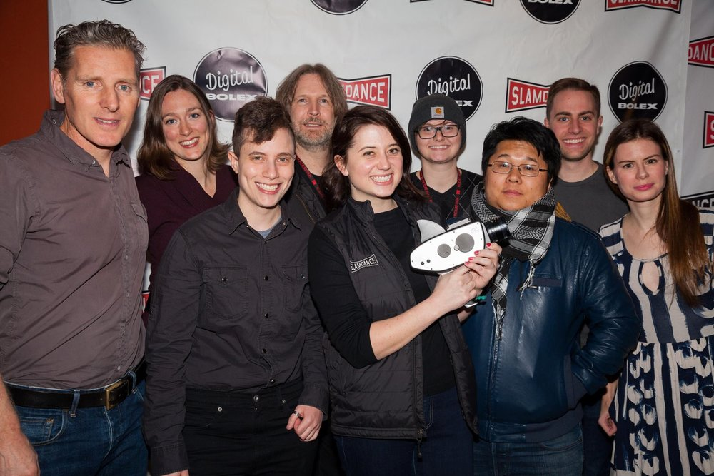 The 2016 Slamdance Digital Bolex Fearless Filmmaking Premiere