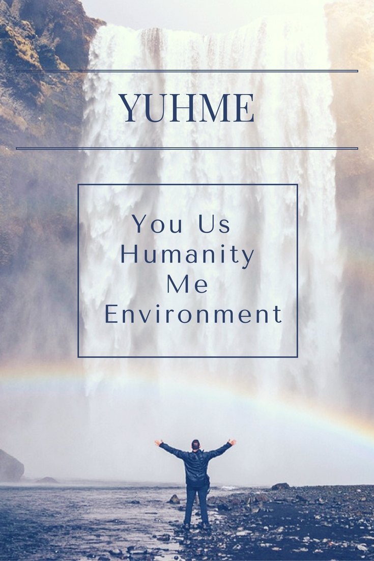 yuhme is what we all stand for