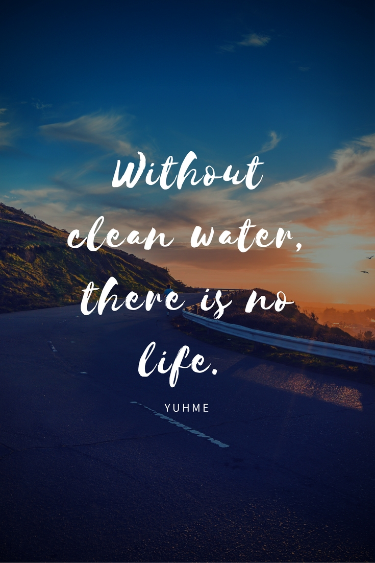 yuhme clean water