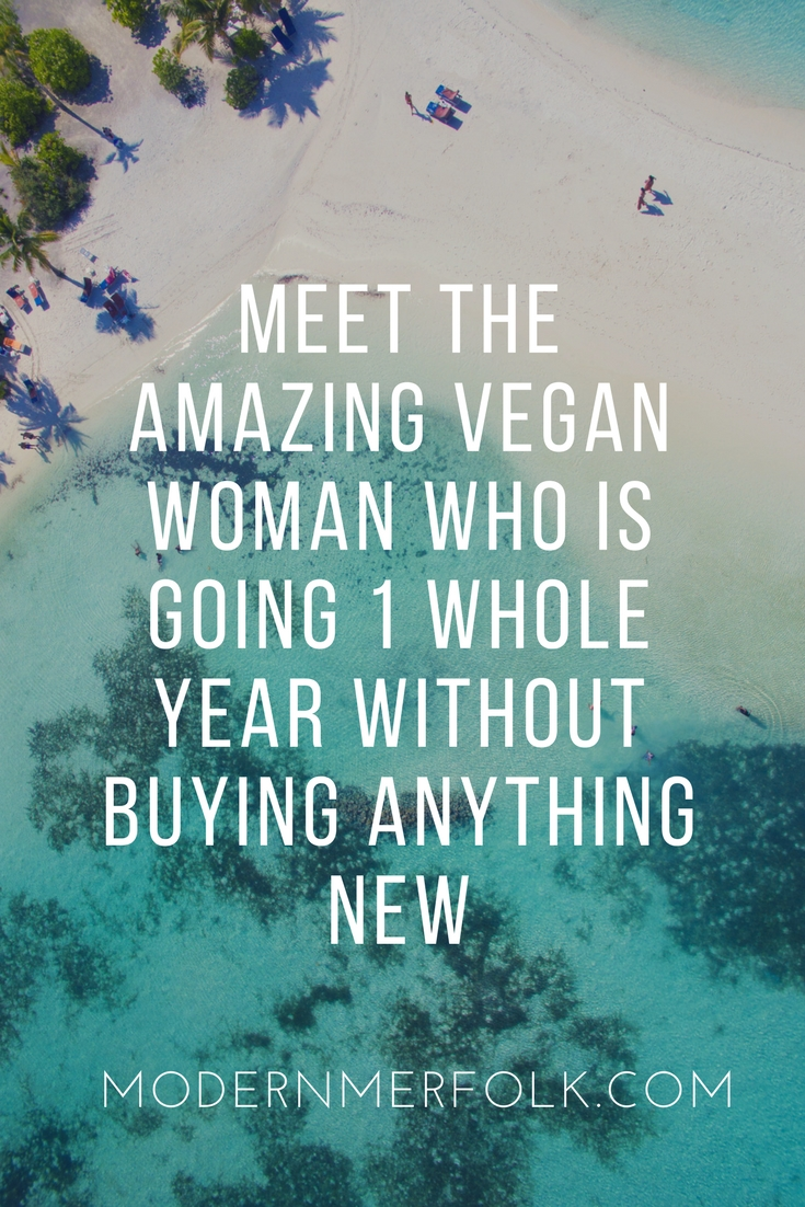 vegan minimalist