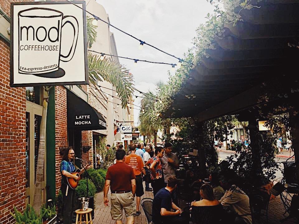 galveston vegan coffee and patio