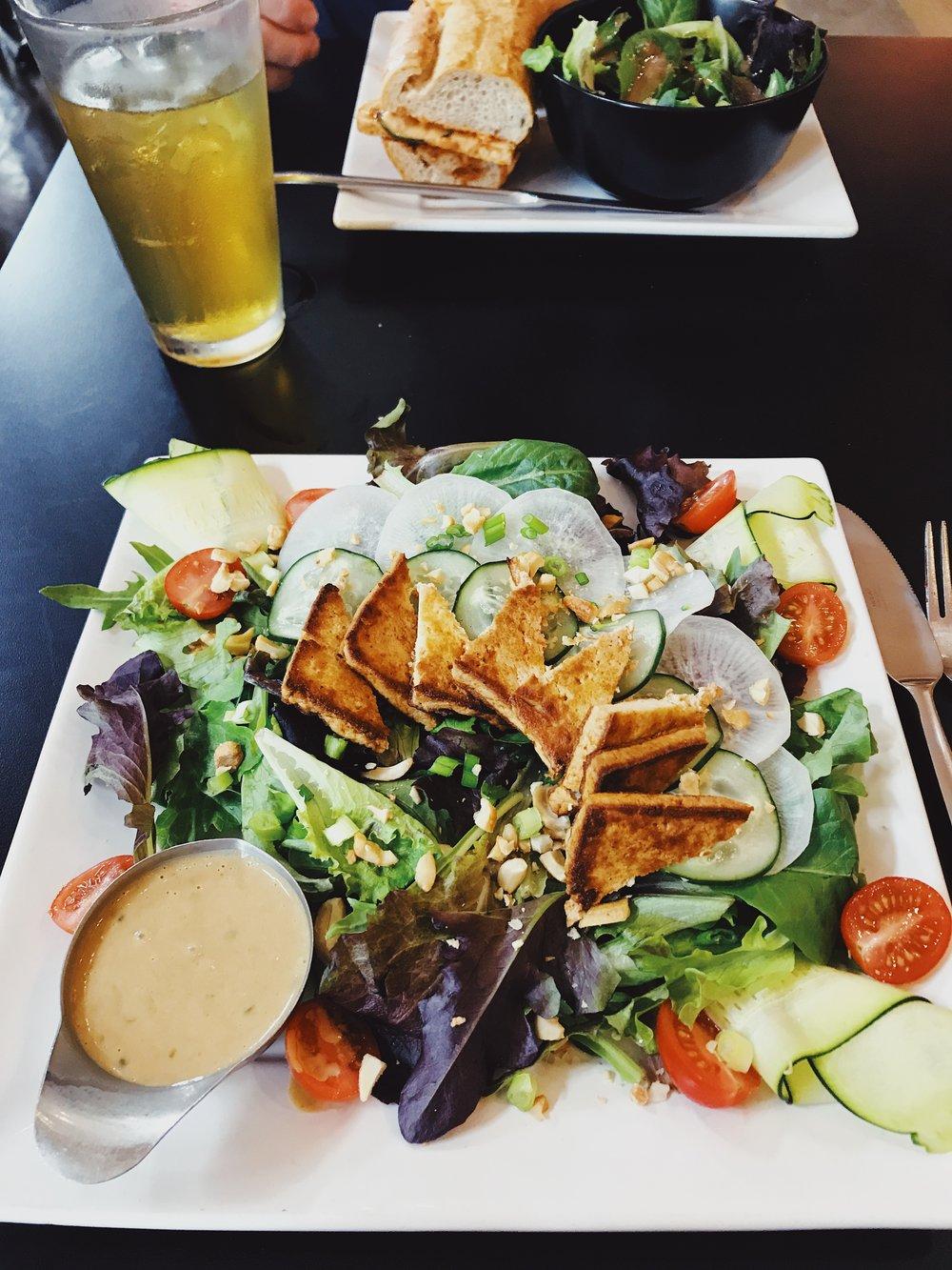 eat cetera galveston vegan food