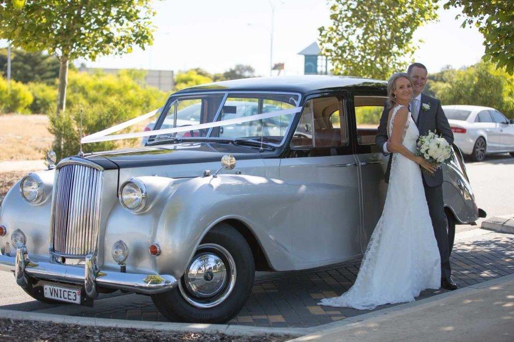 15-Karen_and_Phil_with_Very_Nice_Classics_vintage_wedding_car_Perth_December_2016.jpg