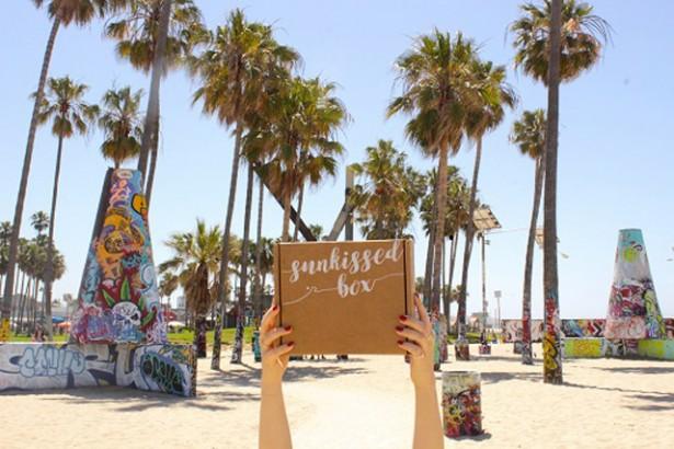 Sun-Kissed Box in Venice Beach, CA
