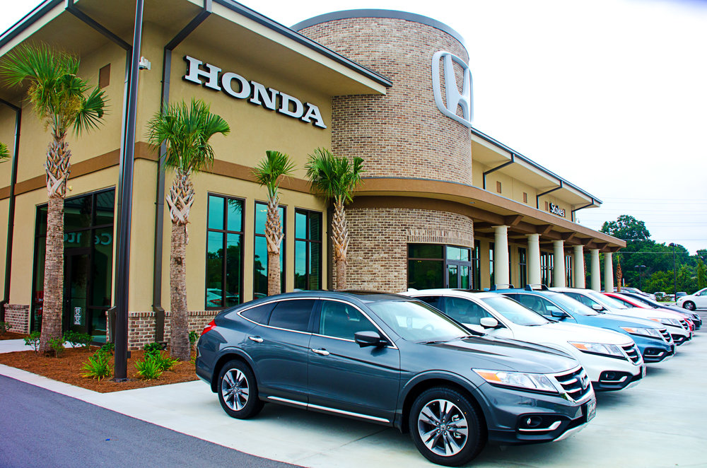 STOKES HONDA, BEAUFORT, SOUTH CAROLINA