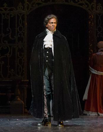 Scarpia ( Tosca ), Madison Opera