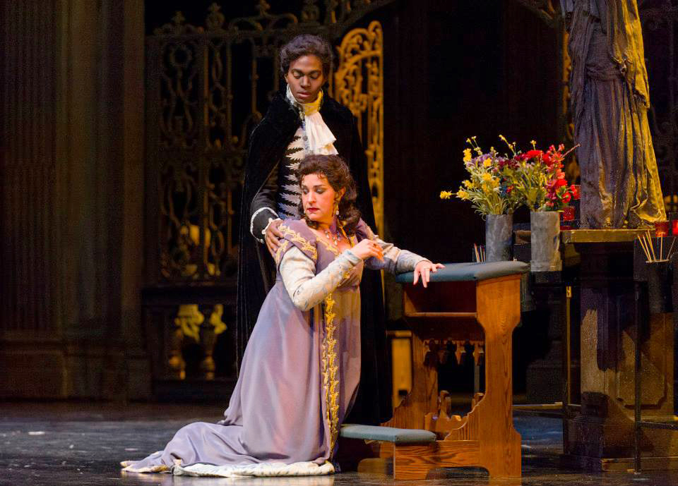 Scarpia (Tosca), Madison Opera
