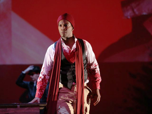 Macbeth (Macbeth), Chicago Opera Theater