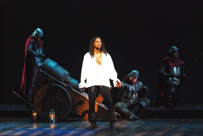Conte di Luna (  Il trovatore ), Virginia Opera