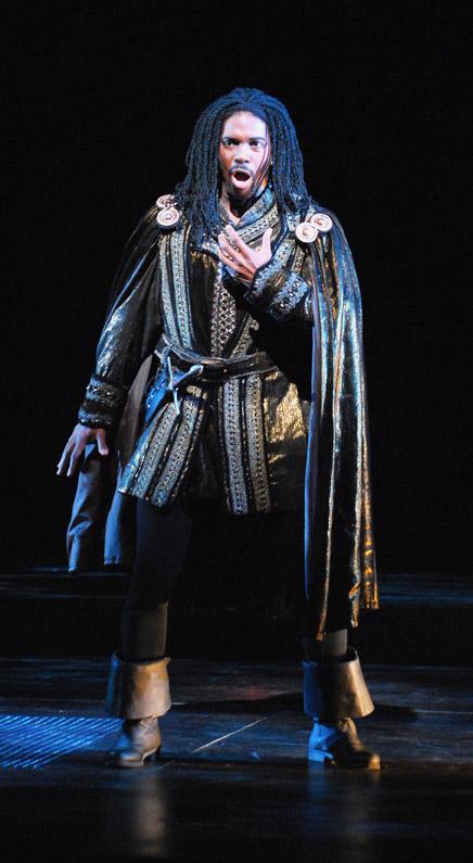 Conte di Luna (Il trovatore), Virginia Opera
