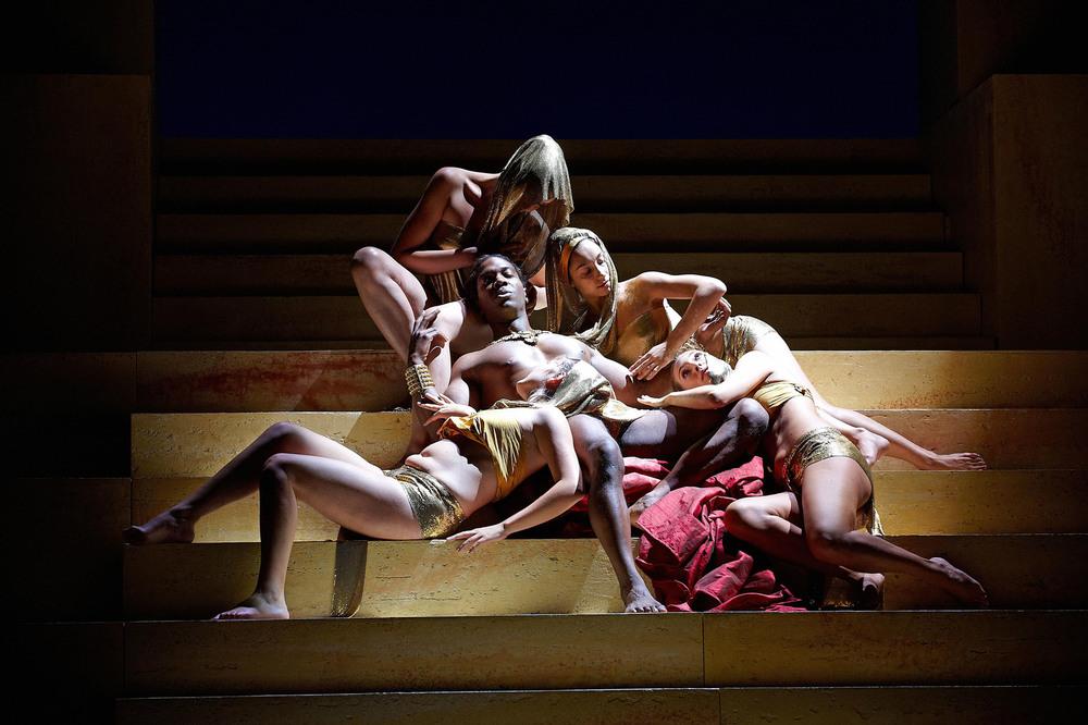 Holofernes (Juditha Triumphans), Sferisterio Festival