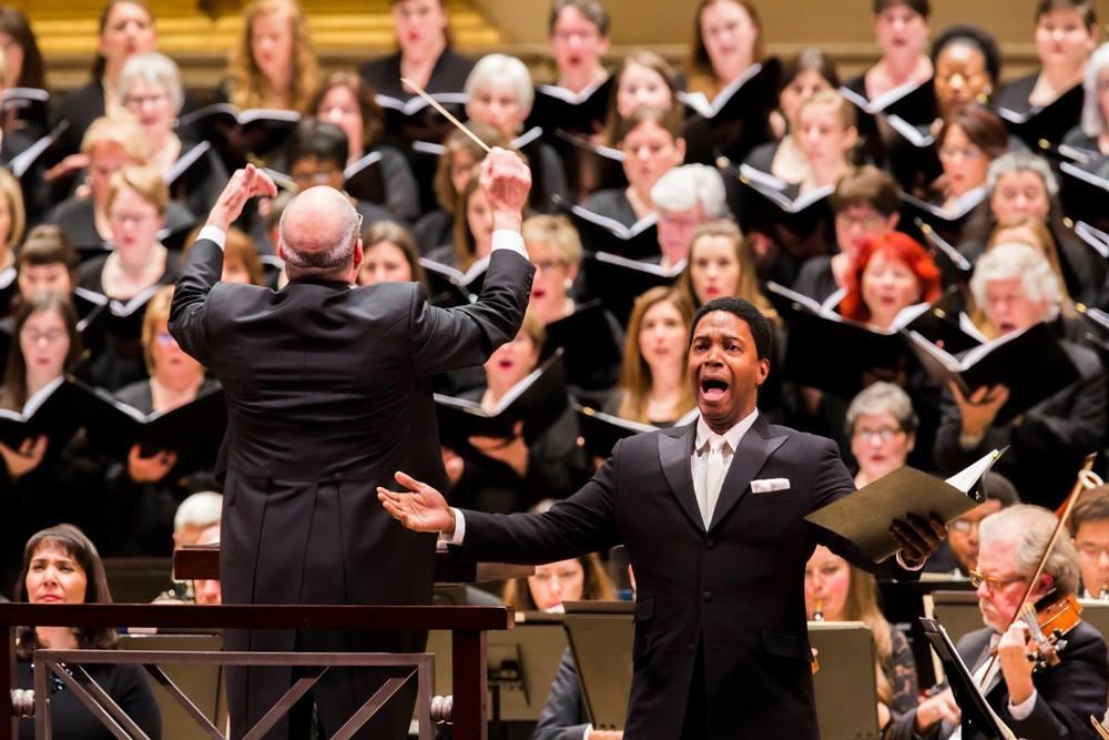 Atlanta Symphony, Carnegie Hall