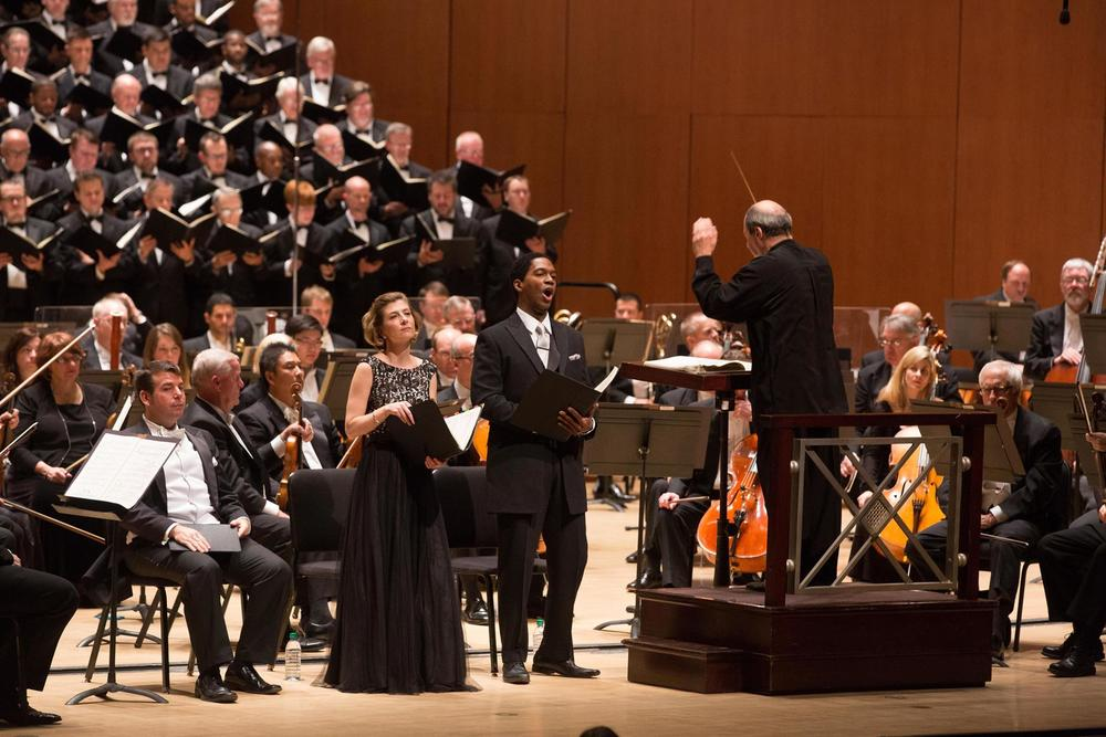 Atlanta Symphony, Woodruff Arts Center