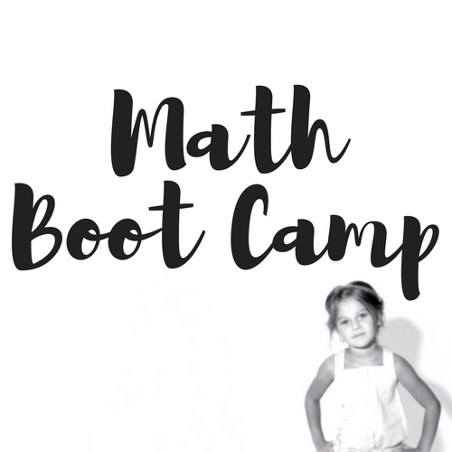 Spring Break Camp 2018 Nashville Hermitage Math Boot Camp