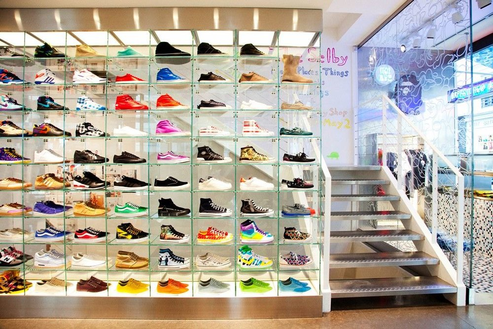 Sneaker Design Lab