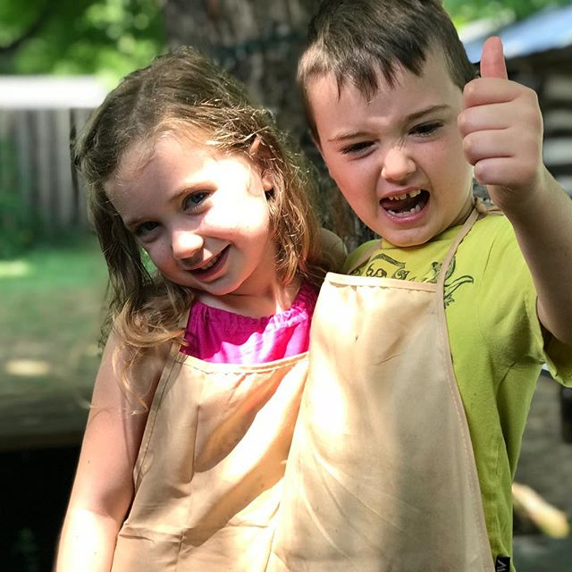 Summer @ Make A Mark is a blast! What will you create? Next session starts July 23. Spots still available. Cooking, art, invention and more.