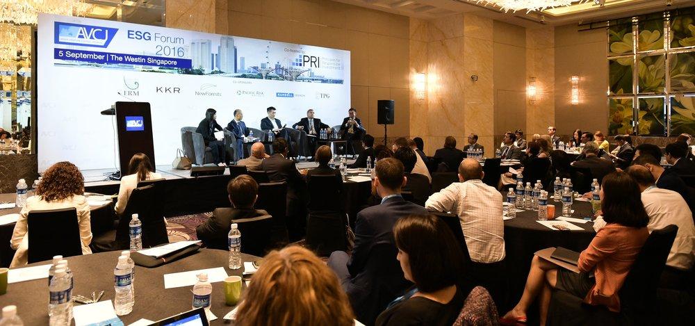 2016 AVCJ ESG Forum