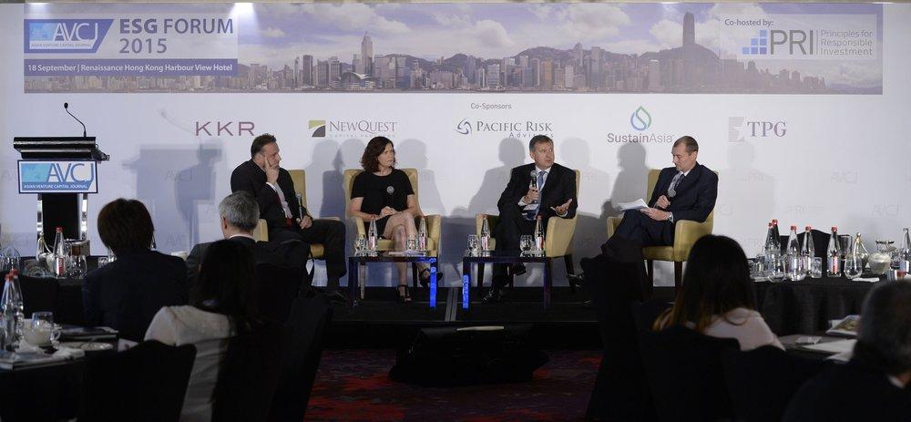 2015 AVCJ ESG Forum