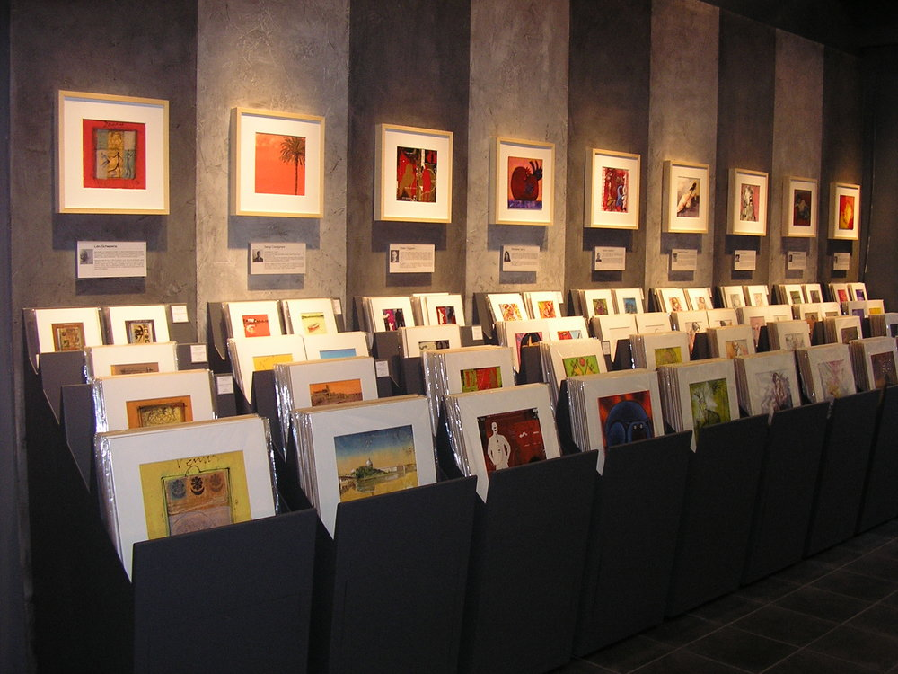 600  ARTISTS