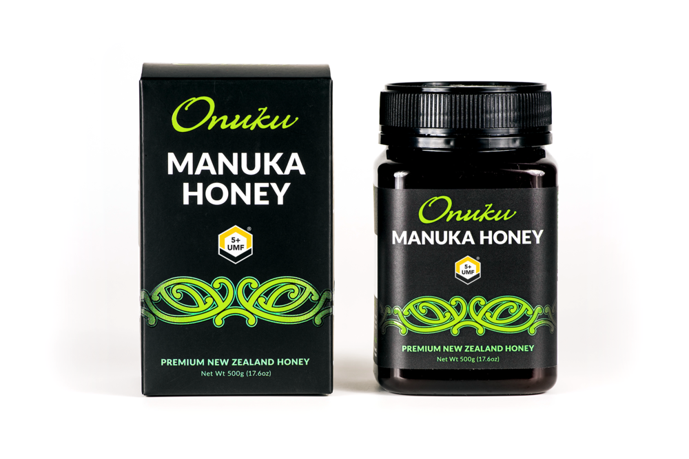 UMF 5+ Mānuka Honey 500g