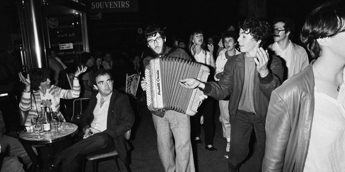 First World Music day, 1982, France