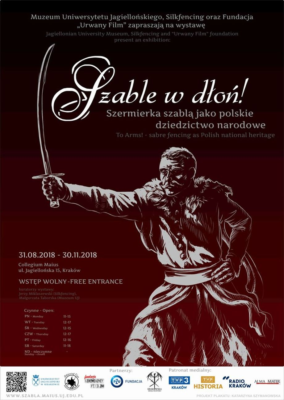 """I've been to """"To Arms! Sabre Fencing as Polish National"""