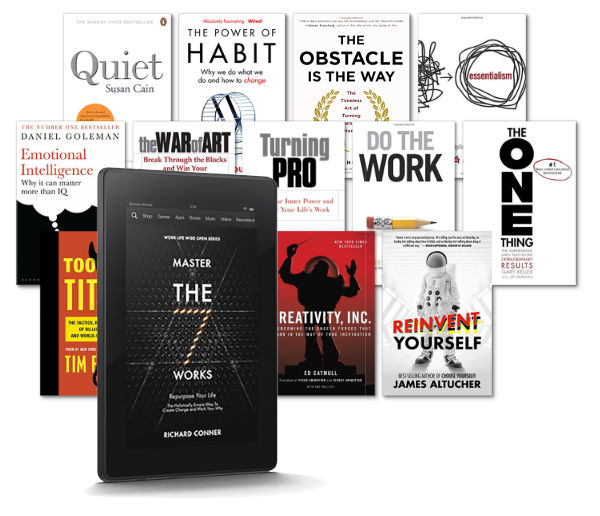 Life Driven Purpose Books That Change You Master The Seven Works