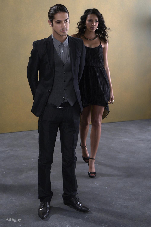 Avan Jogia & Kylie Bunbury