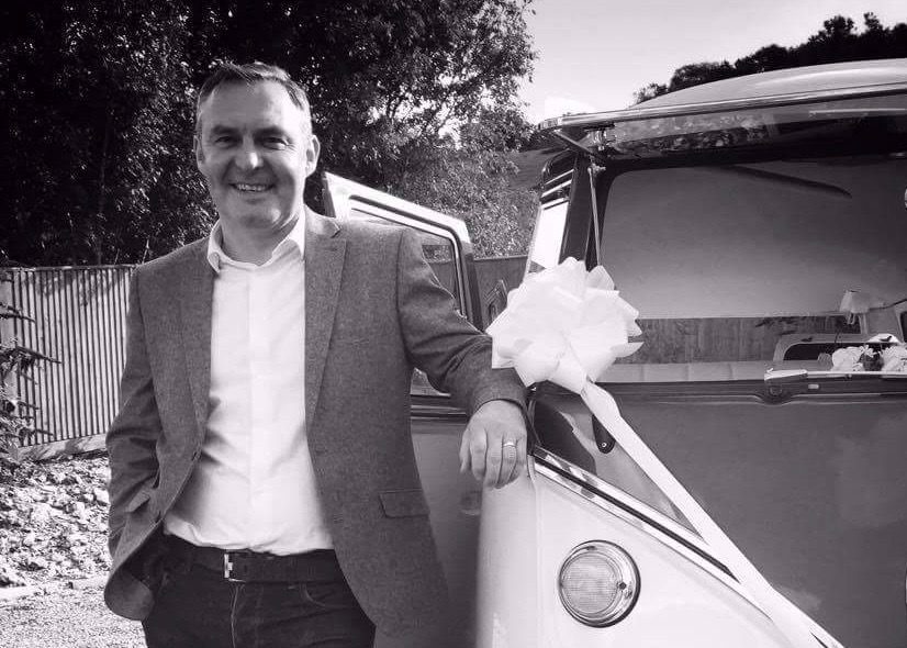 Noel Rea WEDDING VEHICLES Deluxe Wedding Hire
