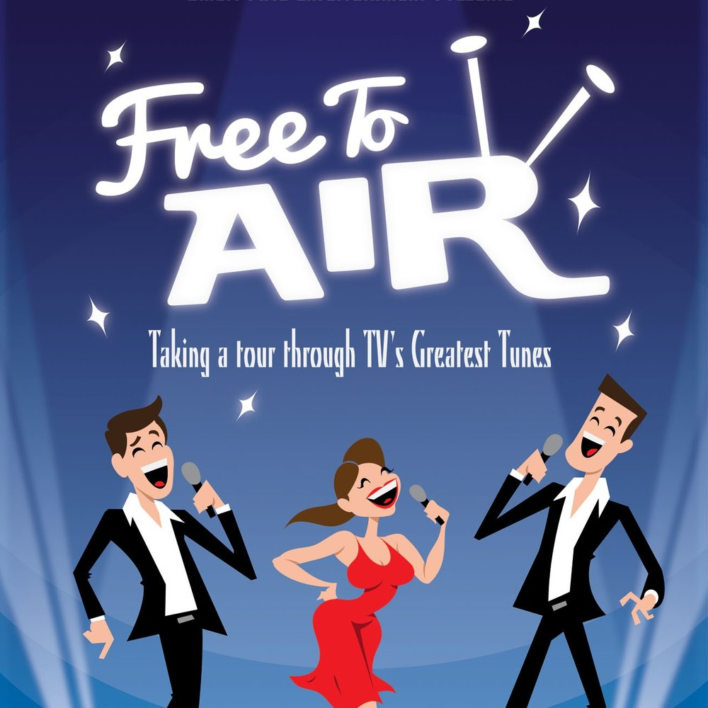 FREE TO AIR (Vocal Act)