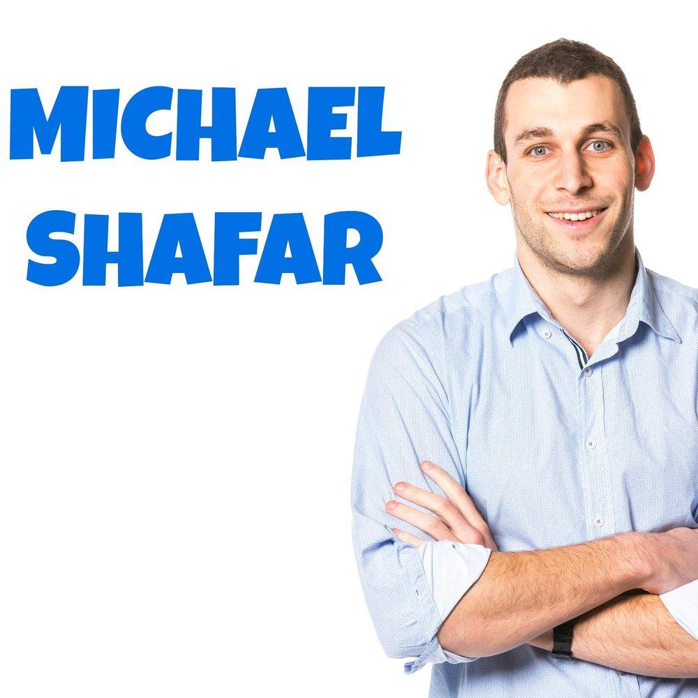MICHAEL SCHAFAR (Comedian)