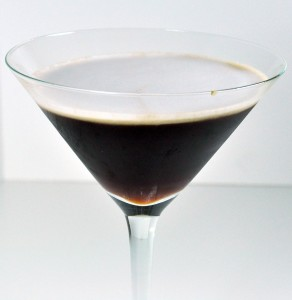 'Expresso Martini' instant energy in 3 sips!