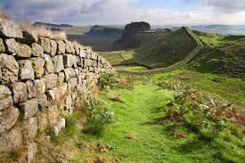 Hadrian's Wall - bring your comfrey and arnica! Picture Credit: outdoorsnorthumberland.co.uk
