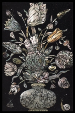 Flower Vase – Fleurs du Mal (image credit: chintz-of-darkness.blogspot.com