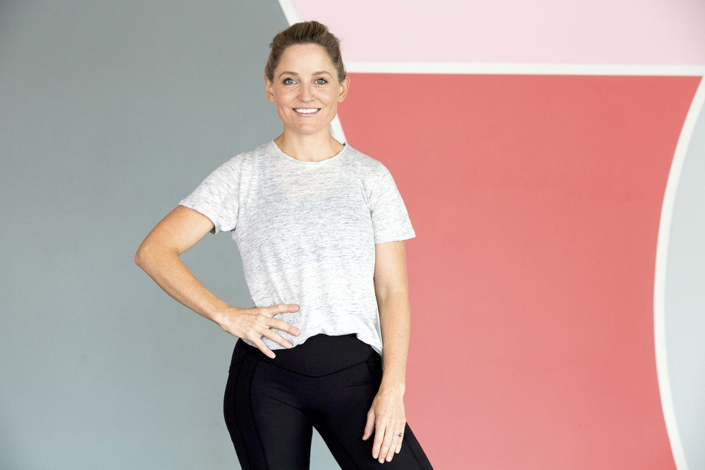 Amy King, Founder, CORE+