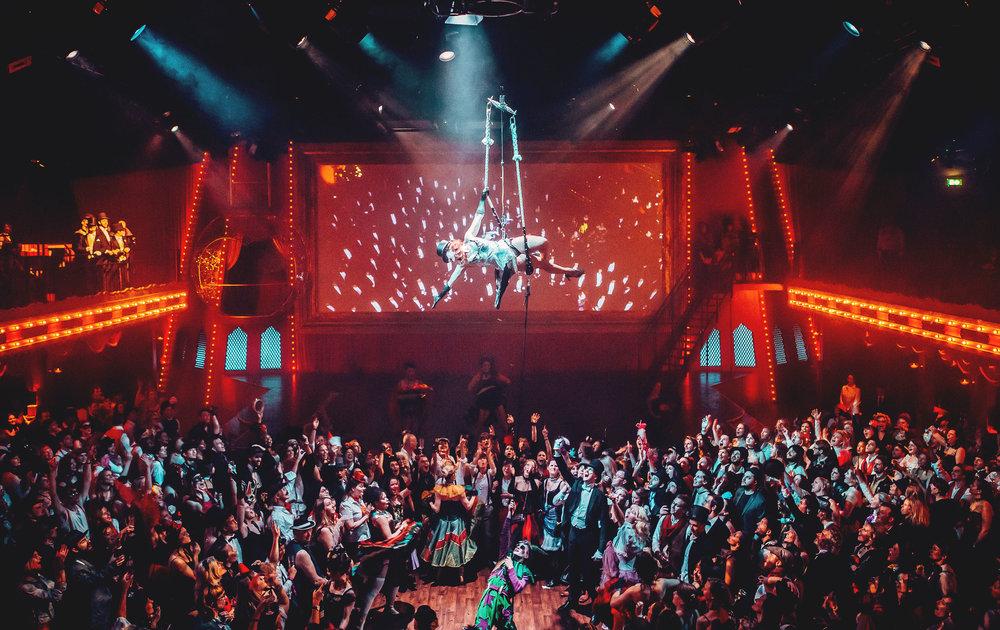 Baz Luhrmann'sMoulin Rouge! - Spring 2017